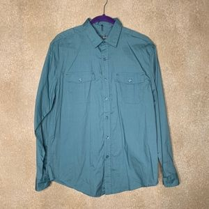 Other - Bruno | Button Down Long Sleeve Shirt Size M